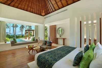 Luxury Ocean View Pool Villa