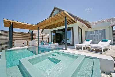 Beach Studio With Pool