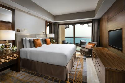 Deluxe Sea View Room King
